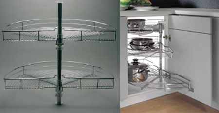 Cocinas tipos de muebles para organizar tu cocina madrid for Modelos de gabinetes de cocina