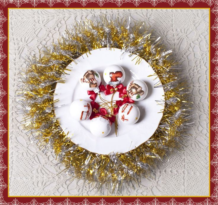 Decoration Noel Wedgewood