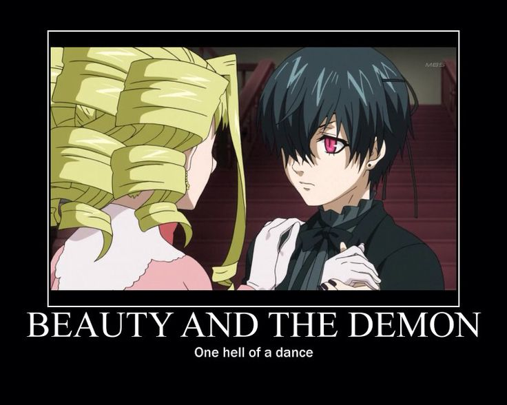 I was crying when I saw this part, Ciel seemed so empty compared to the last time they danced