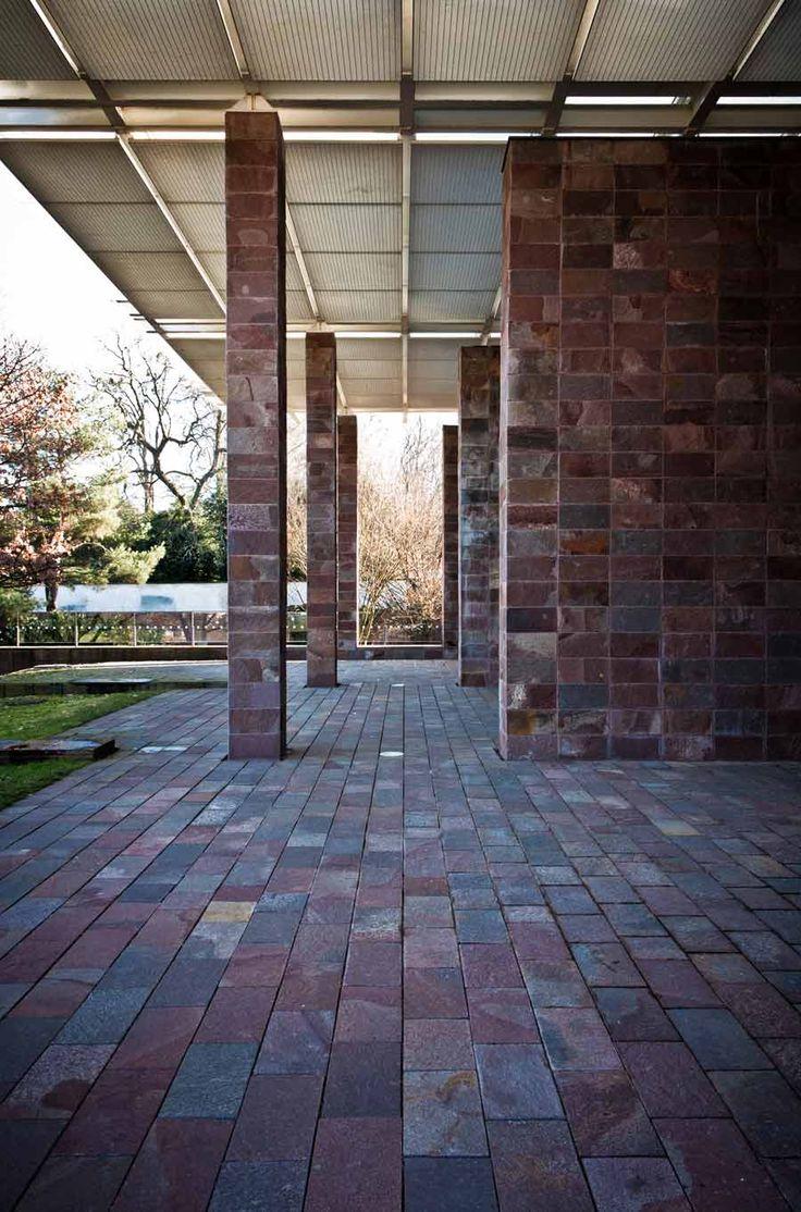 beyeler foundation museum, Riehen, Suisse, Renzo Piano
