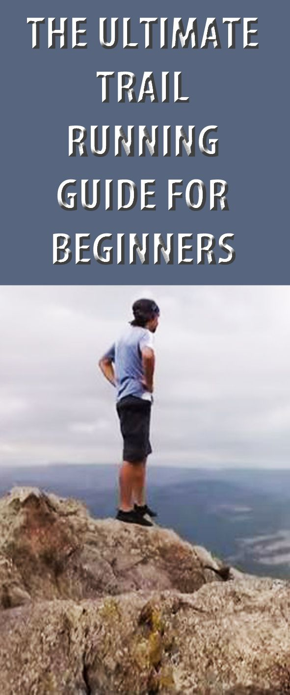 Some of the best tips beginners should know before hitting the trails! #running #trailrunning #runningbeginner #runningguide