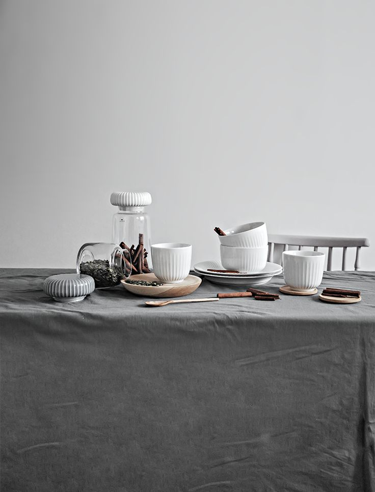 Only Deco Love: Hammershøi Kähler Giveaway : A Breakfast set for two