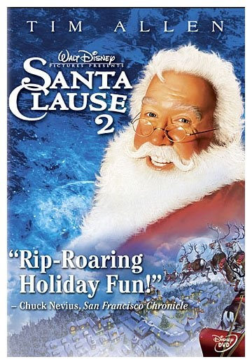 Nurturing Positive Kids: Santa Claus Movies - what else?