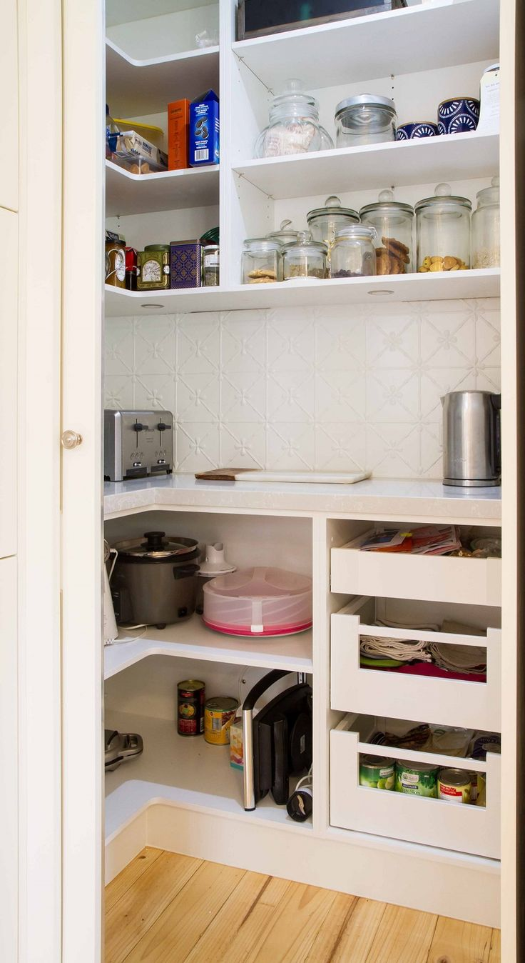 26 best images about carnegie kitchen on pinterest for Large walk in pantry