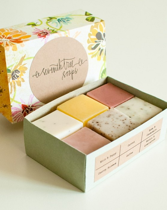 ... Blossom, Coffee, Rose & Chamomile - by seventhtreesoaps on madeit