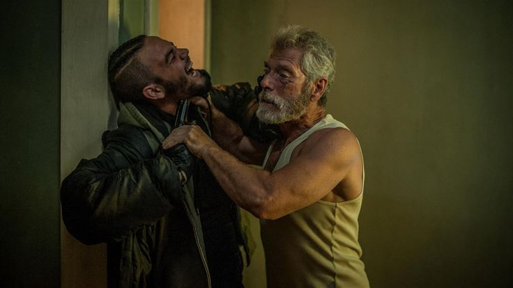 Stephen Lang stars in Don't Breathe