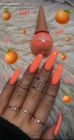 11 Trendy Neon Nail Designs #nail #nagel #nailart #nailpolish #neonnail  11 Trendy Neon Nail Designs <a class=