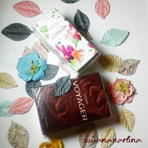 Oriflame Voyager Couple Perfume