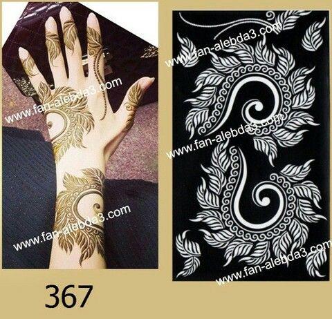 Buy henna stencil onli...