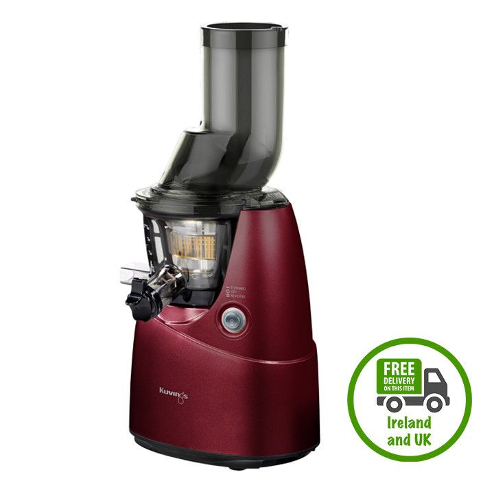 Slow juicer KUVINGS whole B6000PR red – Juiceway