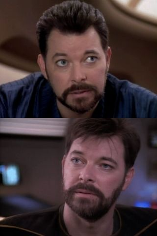 Jonathan Frakes in Second Chances