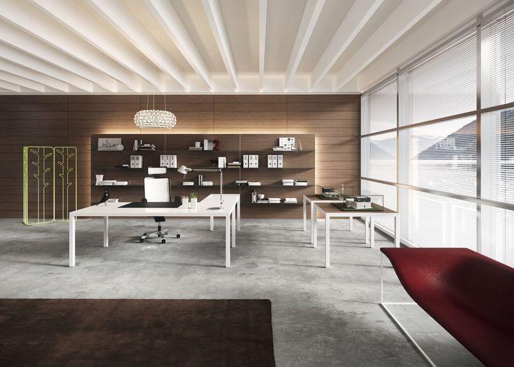 Scrivania Direzionale di Design - DV905 - Della Valentina Office