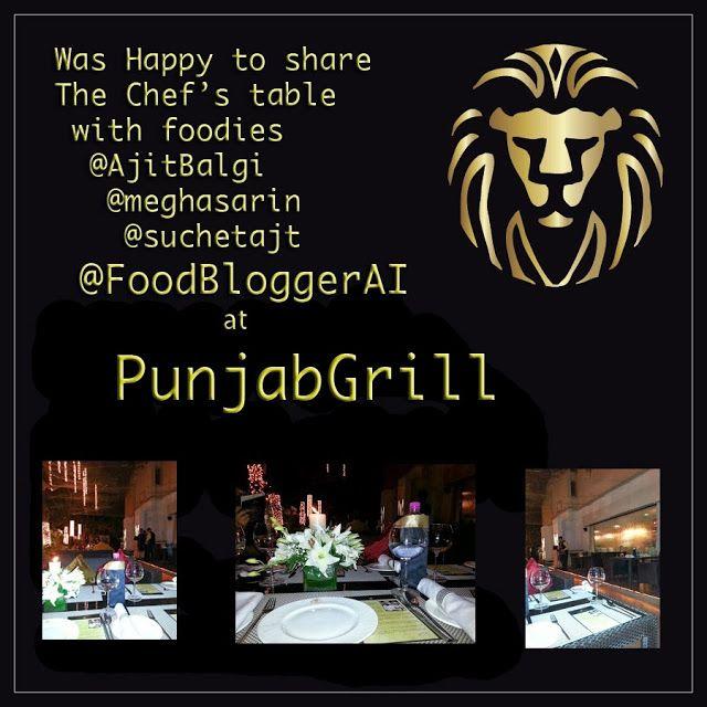 Papad Chai: Winter Cuisine at Punjab Grill