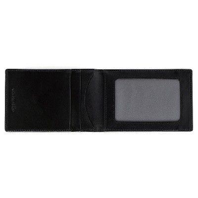 würkin stiffs - Men's Money Clip Wallet Rfid Blocker Black
