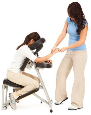 35 best chair massage images on pinterest massage chair for Chair massage dc