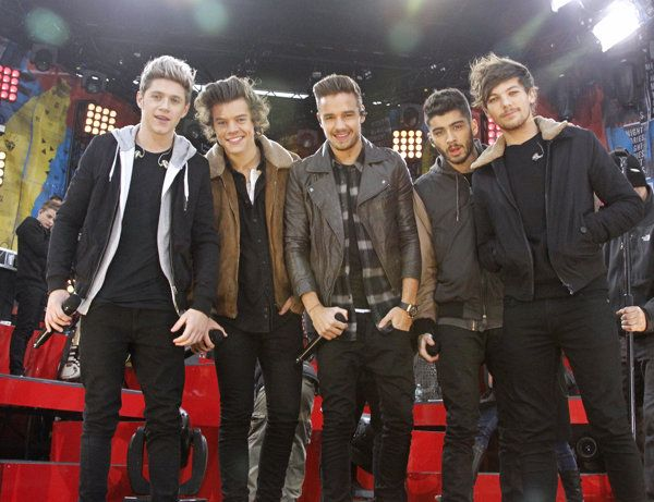 One Direction 'GMA' Concert
