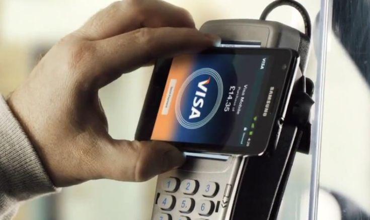 "Check out Galaxy S IV will be first handset to feature ROAM integration, Visa's mobile payment partner"" Decal @Lockerz http://lockerz.com/d/24287368?ref=gstanescu84"