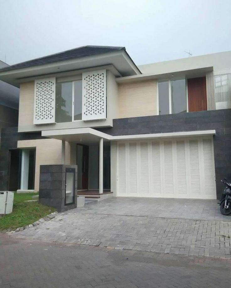 Model Rumah Minimalis 2 Lantai 09