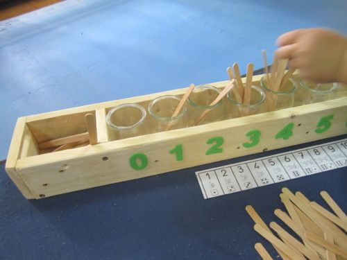 Montessori : ateliers autonomes - La classe de Marion