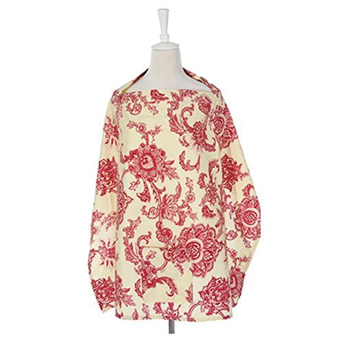 100 Cotton Classy Nursing Cover Large Coverage Breastfeeding Nursing Apron I *** Find out more about the great product at the image link.-It is an affiliate link to Amazon.