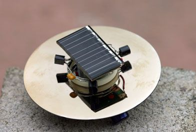 Solarbotics has been sharing electronics, kits, and BEAM Robotics with the Geek community for over 17 years.