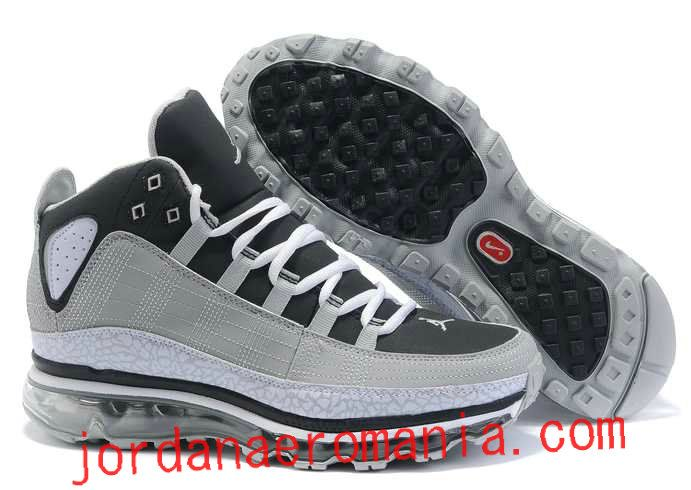 Acheter Chaussures New Jordan Take Flight Air Max 2009 Sole Fusion  SlateGris Noir/Cement Gris