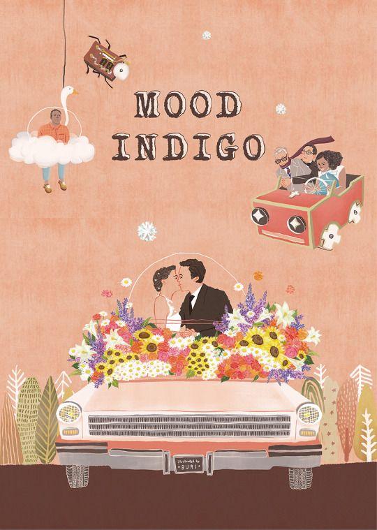 Mood Indigo (Michel Gondry)   Poster
