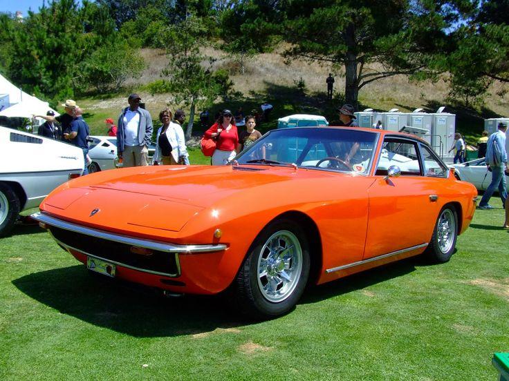 Foto Mobil Keren Lamborghini Islero Orange - LGMSports.com