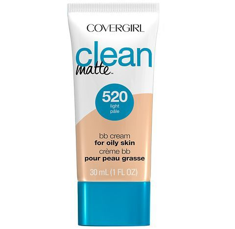 COVERGIRL Clean Matte BB Cream.  Influencer sent me this in the #COVERGIRLClean VoxBox to test and review along with the Covergirl Colorlicious Oh Sugar! and Clean Matte Pressed Powder! #gotitfree