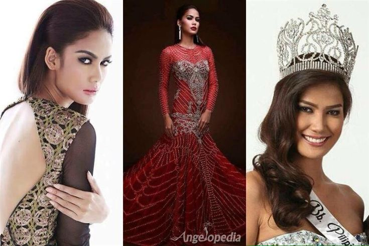 Ann Lorraine Colis from Philippines crowned The Miss Globe 2015