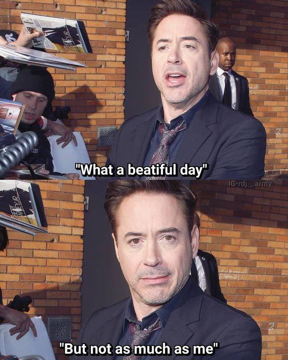 25 Times Robert Downey Jr. Proves That He Is Tony Stark In Real Life