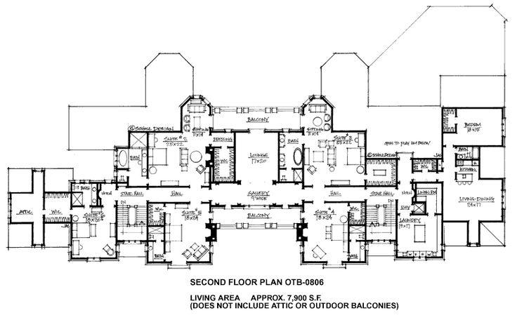 Marvelous Mansion Home Plans #9 Luxury Mansion Floor Plans