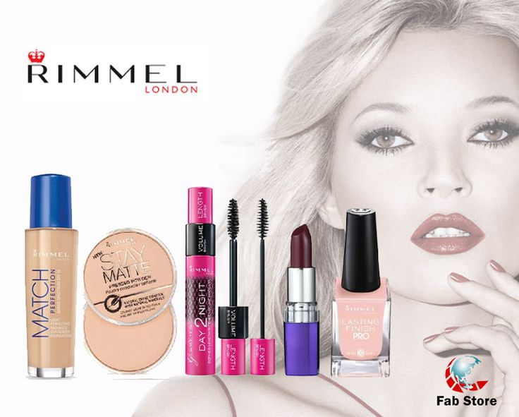 The name Rimmel is synonymous with edgy, streetwise and fun make-up. Built on 'streetwise London' imagery. With a comprehensive line of products, it offers women real, achievable beauty. Rimmel London products are available at Fab Store Beauty outlet in Spinneys the Pearl Qatar-Madinat Centrale.