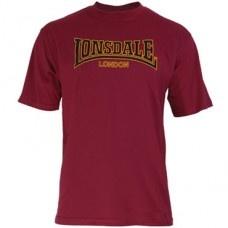 Lonsdale Oxblood Polera $31327