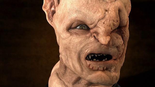 Gothmog Bust - Lipsynch Test by Eder Carfagnini (2011)