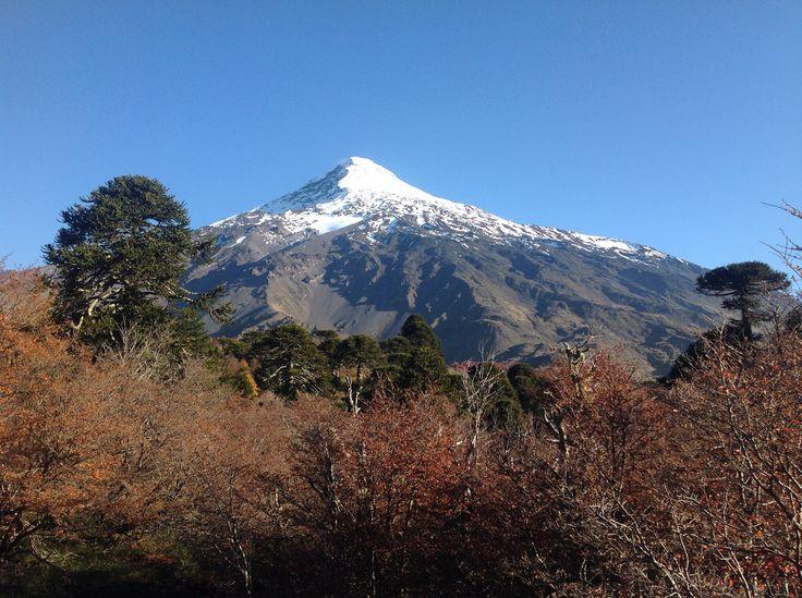 Volcán Lanín