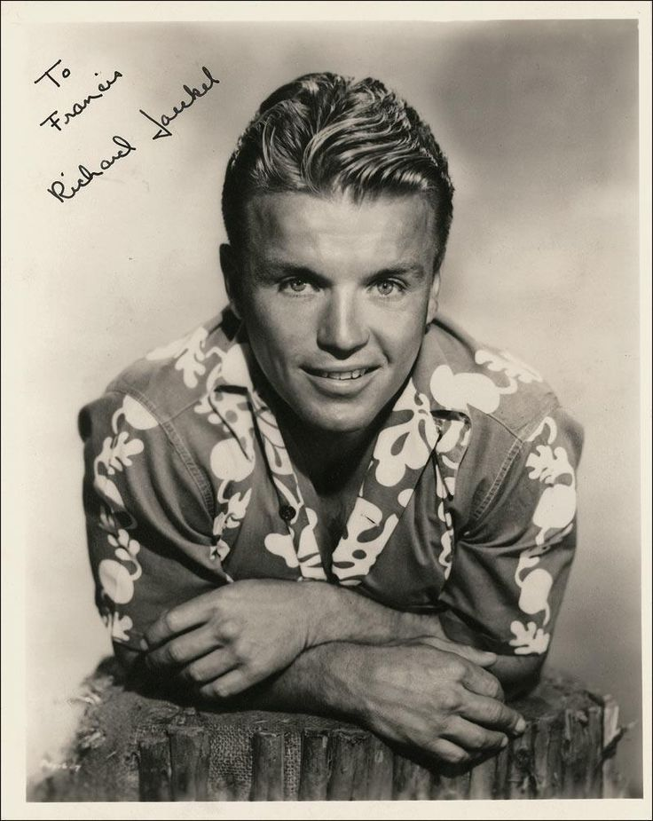 Richard Jaeckel, character actor (The Dirty Dozen, Baywatch, Spenser For Hire) 1926-97