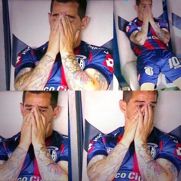 Me enseñaste que vale la pena llorar por Amor - #SanLorenzo #Pipi #Romagnoli