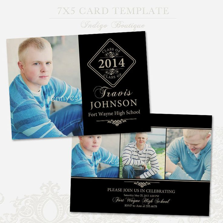 The 25+ best Graduation announcement template ideas on Pinterest - announcement template free