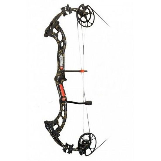 Bowhunting 159037: New 2016 Pse Brute Force Compound Bow Right Hand 60# Skullworks 2 Camo -> BUY IT NOW ONLY: $360 on eBay!