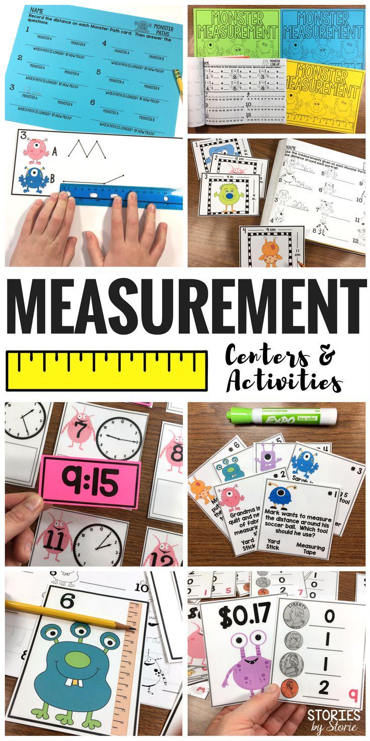 Best 25 Measurement Worksheets Ideas On Pinterest First