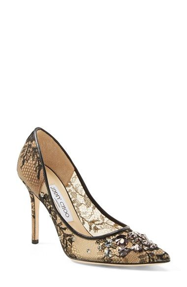 Jimmy Choo 'Lyzo' Pump (Women) available at #Nordstrom