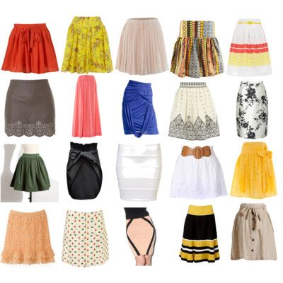 Different Types Of Skirts And How To Wear Them