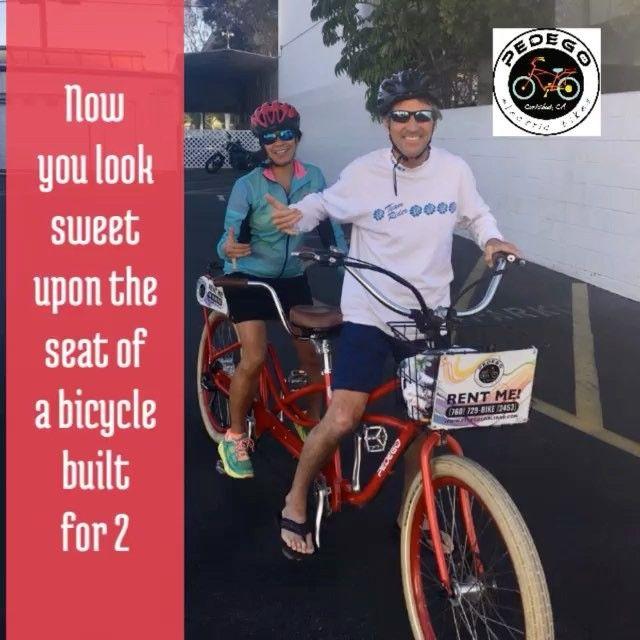 #hellofuncarlsbad  #pedegocarlsbad #electricbikes #electricbikesales #rentals #tours #couplesromanticpicnic #familytime #funthingstodo #familyfun #pedalbikes #pedego #3Gbikes #carlsbad #sandiego #bikeaccessories#ridealongthebeach #californiacoast #roadbikerental #roadbike #bikeservice #bicycleservice #bikeshop #seafoaminterceptor #blackinterceptor #pog #pedegoowner #loyaltyprogram #freestuff #tandem #sandiego #sandiegoconnection #sdlocals #sandiegolocals - posted by Hello, Fun…