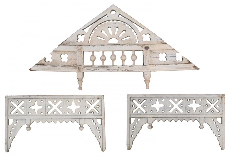 1000 images about victorian gingerbread scroll work on for Architectural gingerbread trim