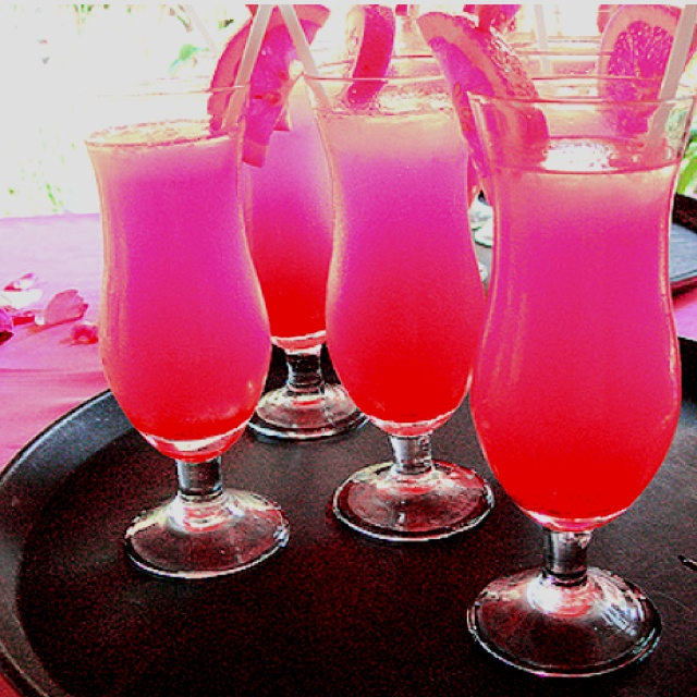 It is a Prominent cocktail for prominent people By vimukthi sumathiratne Cherry Bubblecake /10 Sweet, fun easy to make drink - a touch of luxury without the cost.