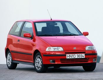Fiat Punto Sporting Worldwide (176) '1995–97
