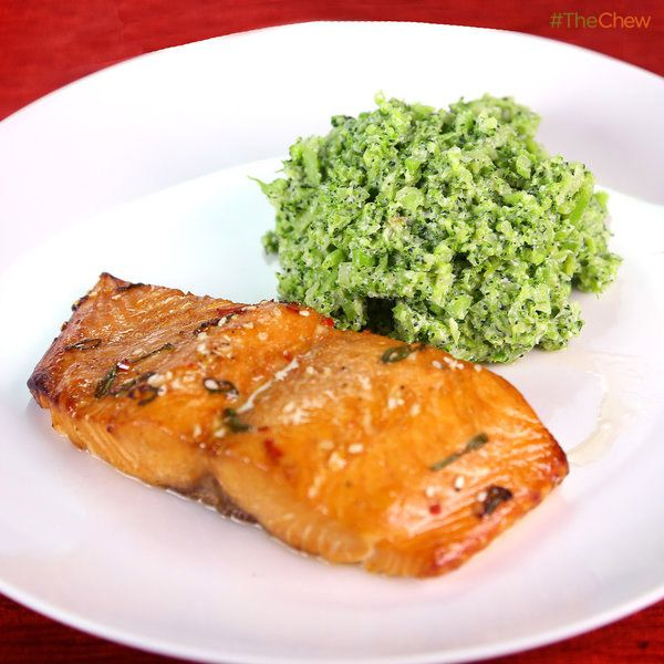 Steamed Broccoli Mash with Garlic and Ricotta by Jesse Morris! #TheChew #Broccoli #BroccoliMash