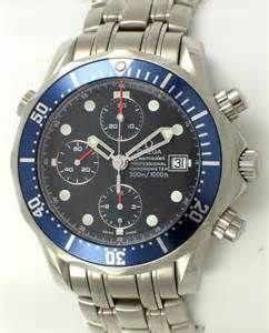 omega seamaster professional chronometer -