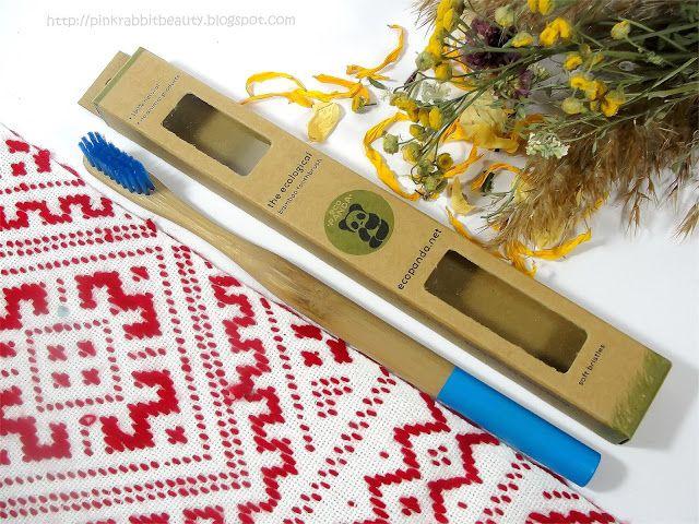 Eco Panda: зубная щётка